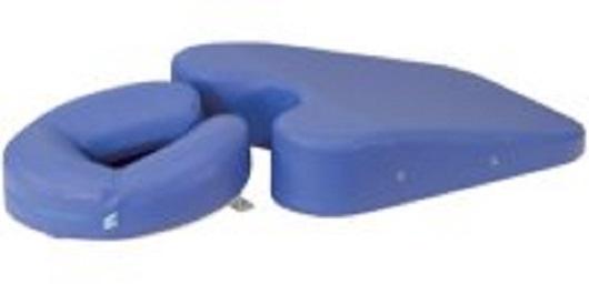 無孔ベッドでも呼吸がしやすい「フェイステーブルセット」